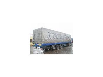PANAV NV35PK - curtainsider semi-trailer