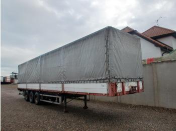 PANAV NV 35 - curtainsider semi-trailer