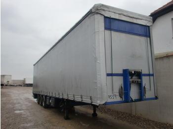 PANAV NV 35 L - curtainsider semi-trailer