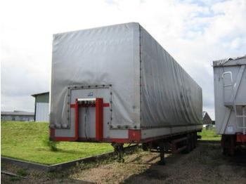 PANAV mit Bordwände - curtainsider semi-trailer