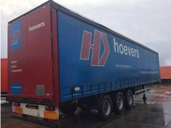 Pacton T3-001 - curtainsider semi-trailer