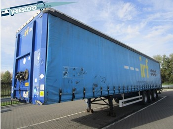 Curtainsider semi-trailer Pacton T3-001