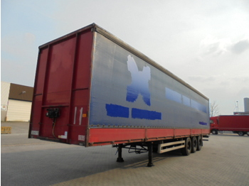 Pacton T3-011 BPW - curtainsider semi-trailer