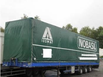 Panav Bordwände Mega - curtainsider semi-trailer