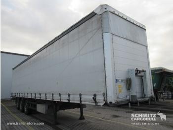 Curtainsider semi-trailer SCHMITZ Auflieger Curtainsider Coil