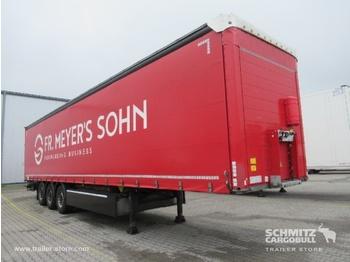 Curtainsider semi-trailer SCHMITZ Auflieger Curtainsider Joloda