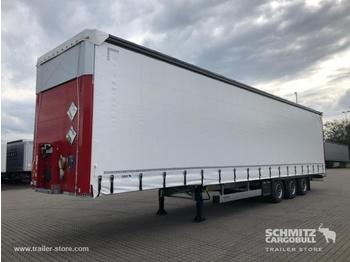 Curtainsider semi-trailer SCHMITZ Auflieger Curtainsider Mega