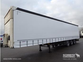 Curtainsider semi-trailer SCHMITZ Auflieger Curtainsider Standard