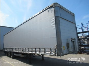 Curtainsider semi-trailer SCHMITZ Auflieger Curtainsider Varios