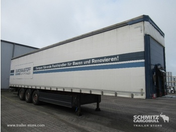Curtainsider semi-trailer SCHWARZMUELLER Auflieger Curtainsider Standard