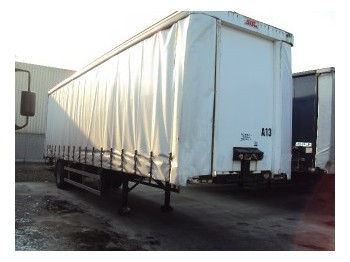 SDC CS-35 - curtainsider semi-trailer