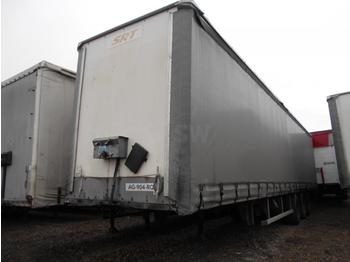 Curtainsider semi-trailer SRT