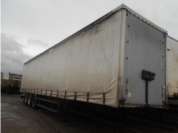 Curtainsider semi-trailer Samro