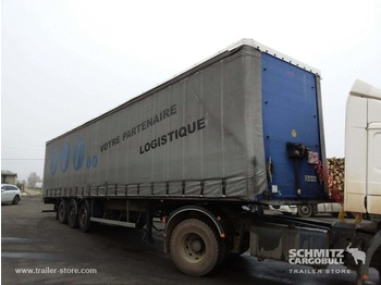 Samro Curtainsider Standard - curtainsider semi-trailer