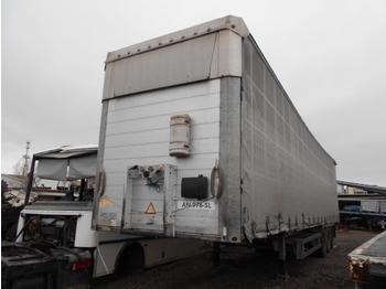 Curtainsider semi-trailer Schmitz Cargobull