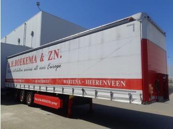 Schmitz Cargobull 3 Axle Tautliner - curtainsider semi-trailer