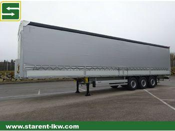 Curtainsider semi-trailer Schmitz Cargobull Bordwandtautliner,Liftachse, XL-Zert., Multilook