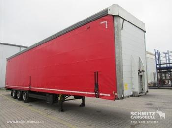 Curtainsider semi-trailer Schmitz Cargobull Curtainsider Mega
