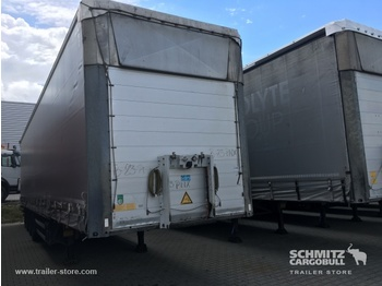 Curtainsider semi-trailer Schmitz Cargobull Curtainsider Mega Side door both sides