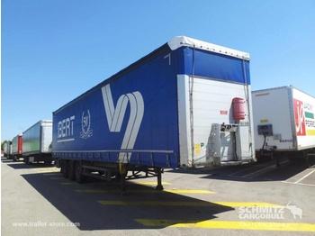 Schmitz Cargobull Curtainsider Standard - ημιρυμουλκούμενος μουσαμάς