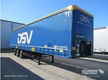 Curtainsider semi-trailer Schmitz Cargobull Curtainsider Standard