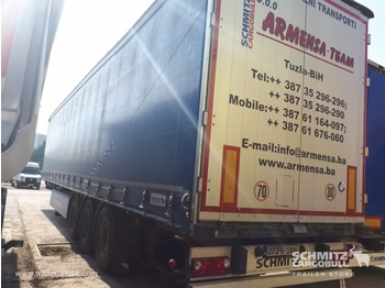 Curtainsider semi-trailer Schmitz Cargobull Curtainsider Standard Side door both sides