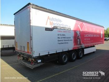 Curtainsider semi-trailer Schmitz Cargobull Curtainsider Standard Taillift