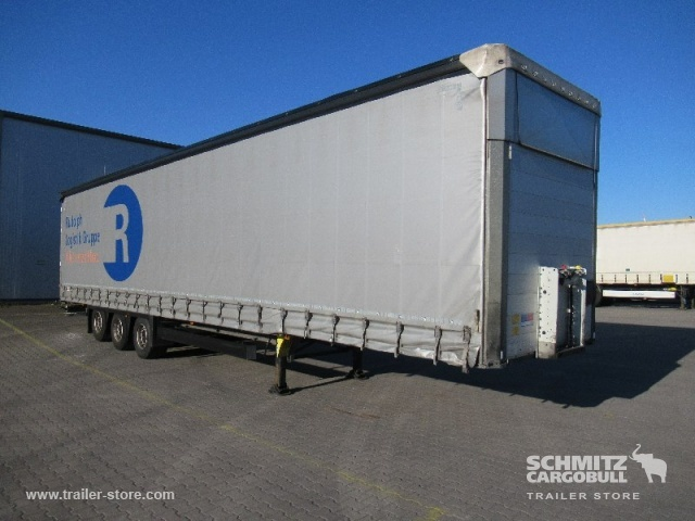 curtainsider semi-trailer Schmitz Cargobull Curtainsider Varios