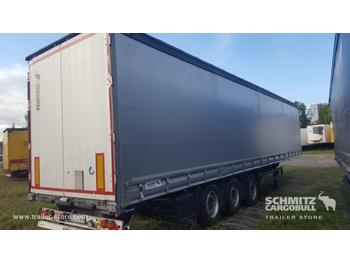 نصف مقطورة ستارة Schmitz Cargobull Curtainsider coil