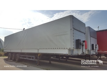 Schmitz Cargobull Curtainsider dropside - curtainsider semi-trailer