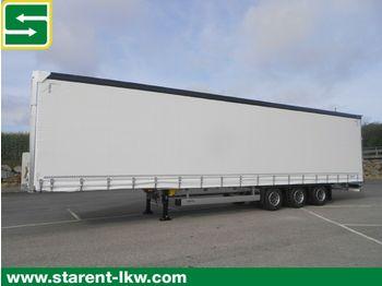 Curtainsider semi-trailer Schmitz Cargobull Megatrailer, Hubdach, XL Zertifikat