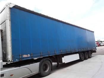 Schmitz Cargobull Oplegger - ημιρυμουλκούμενος μουσαμάς