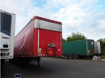 Schmitz Cargobull Rideaux Coulissant Mega - ημιρυμουλκούμενος μουσαμάς