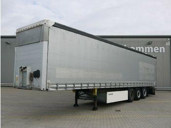 Curtainsider semi-trailer Schmitz Cargobull SCB S3T*Pritsche*Plane*!2 x Liftachse!*Luft