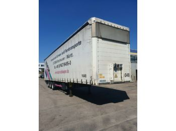 Curtainsider semi-trailer Schmitz Cargobull SCS 24 MEGA Tautliner Lifta. Hubdach verbr.3.5 m