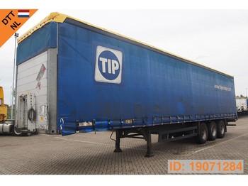 Ημιρυμουλκούμενος μουσαμάς Schmitz Cargobull Tautliner