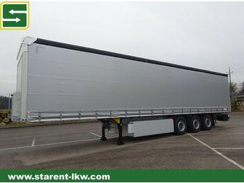 Curtainsider semi-trailer Schmitz Cargobull Tautliner, Coil-Mulde,Liftachse, XL-Zert., Palka