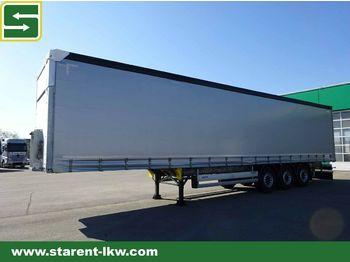 Curtainsider semi-trailer Schmitz Cargobull Tautliner Liftachse, XL-Zertifikat, Multilock