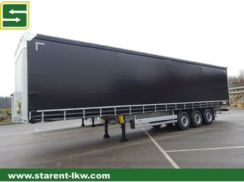 Curtainsider semi-trailer Schmitz Cargobull Tautliner Liftachse, XL-Zertifikat, Multilook