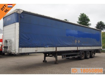 Curtainsider semi-trailer Schmitz Cargobull Tautliner SO1