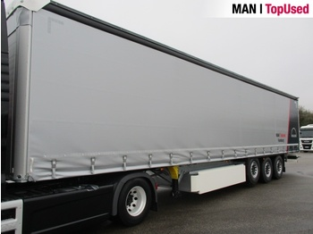 Schmitz SCS 24 L - curtainsider semi-trailer