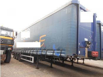 Curtainsider semi-trailer Sdc