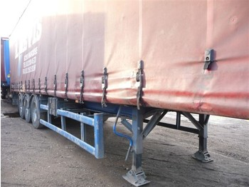 Stas  - curtainsider semi-trailer