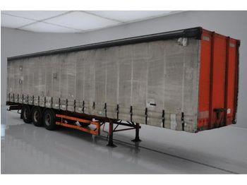 Stas 3 ASSER - curtainsider semi-trailer