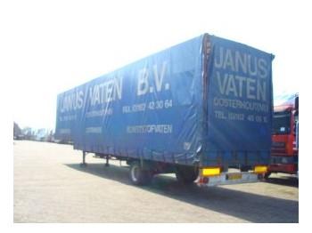 Stas DIEPLADER 1-AS - curtainsider semi-trailer