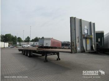 Dropside/ flatbed semi-trailer  Auflieger Plateau Standard