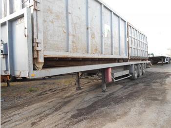 Dropside/ flatbed semi-trailer Fruehauf