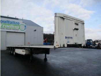 Dropside/ flatbed semi-trailer General Trailer Platform