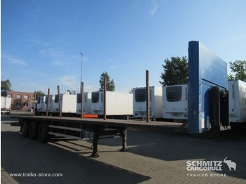 Dropside/ flatbed semi-trailer KOEGEL Auflieger Plateau Standard