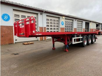 Dropside/ flatbed semi-trailer Kel-Berg
